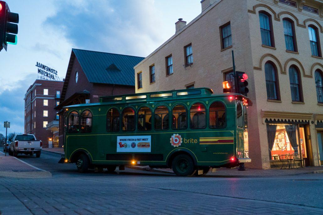 Brite Bus Route Modifications For Stauntons Queen City Mischief Magic