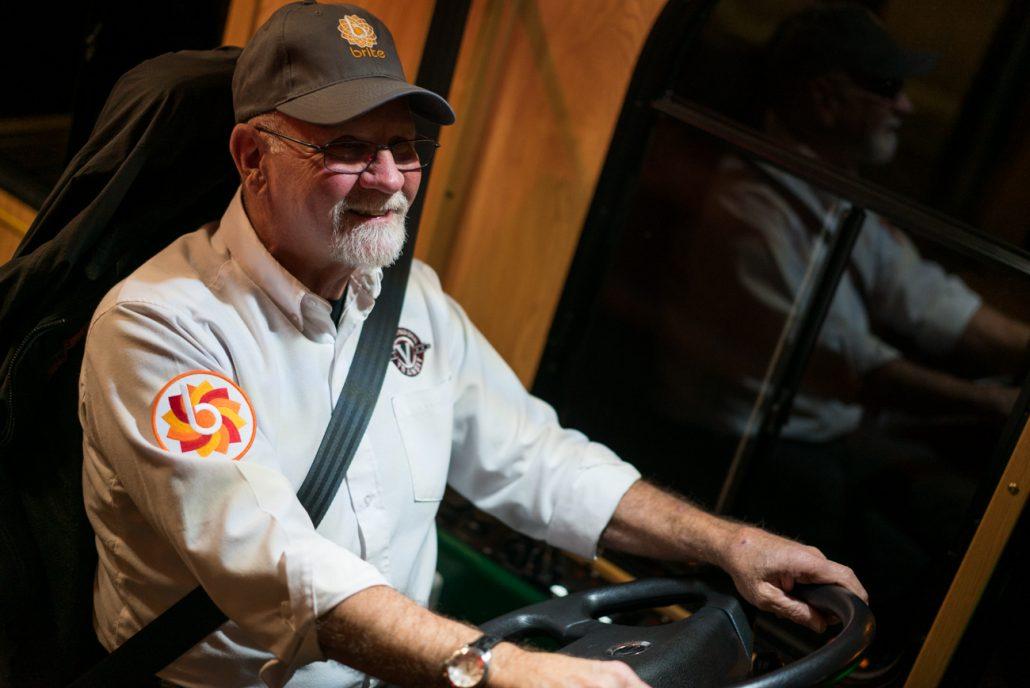 brite bus driver