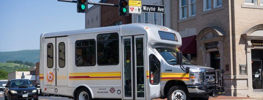 Brite Bus En Route