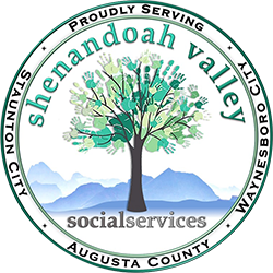 shenandoah valley social services logo
