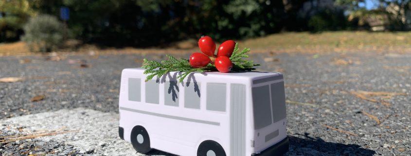 Holiday BRITE Bus